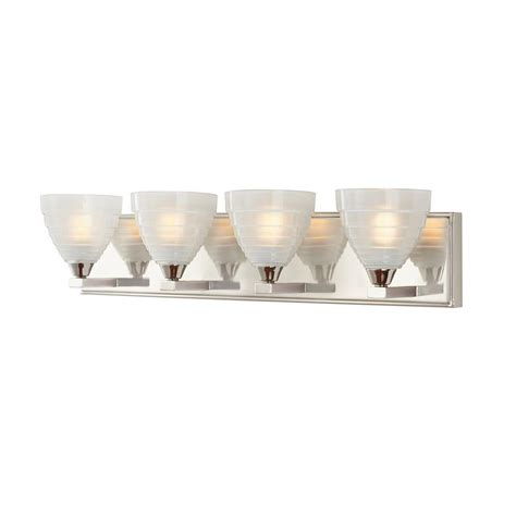 home decorators collection bovoni 4 light polished nickel