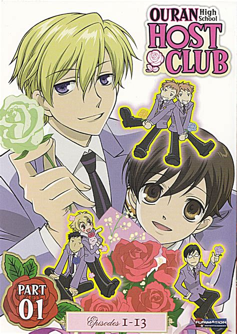 ouran koukou host club ger dub anime ger dub pinterest