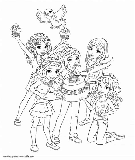 lego friends christmas coloring pages photo collection lego friends coloring pages