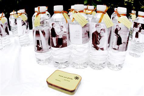 wedding water bottle labels 30 personalized wedding water bottle