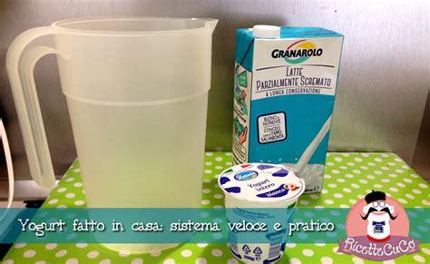 yogurt fatto in casa con fermenti vivi yogurt fatto in casa senza yogurtiera e senza robot