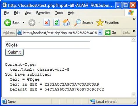 8 Characters That Id To Be by Testing Alt Keycodes With Ie On A Utf 8 Web Page