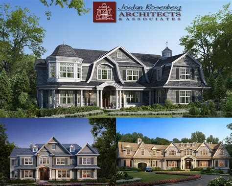 home design bergen county nj hampton style architecture jordan rosenberg architect
