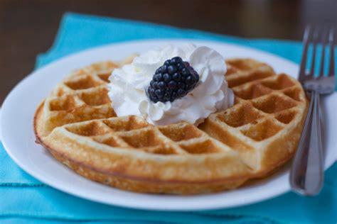 best belgian waffle recipe the best belgian waffles recipe genius kitchen