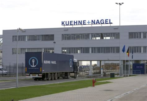 tonnage growth boosts kuehne nagel