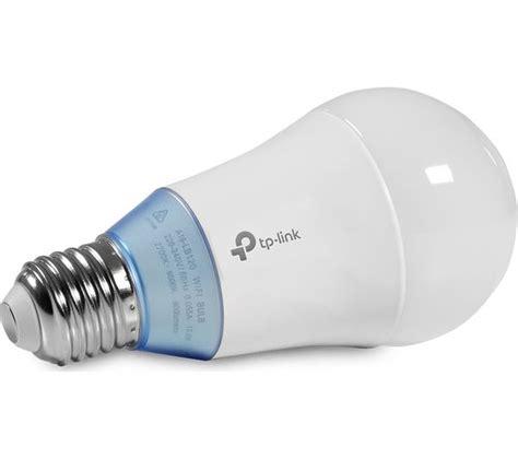 tp link smart led light bulb tp link lb120 smart wifi led bulb e27 with b22 adapter