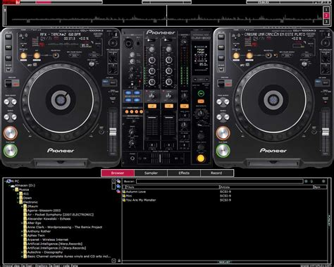 dj mix dj techniques mixing and software tools virtual dj skins