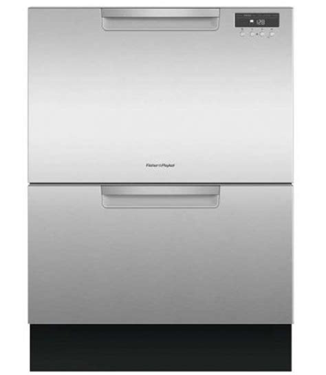 2 Drawer Dishwasher Brands by Reviews For Dd24dax9 24 Quot Fisher Paykel Console