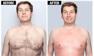 before and after manscaping photos pictures of manscaped men before and after before and