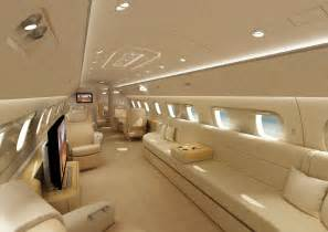 Private Jet Interiors Private Air Charter Embraer Lineage With Execflyer
