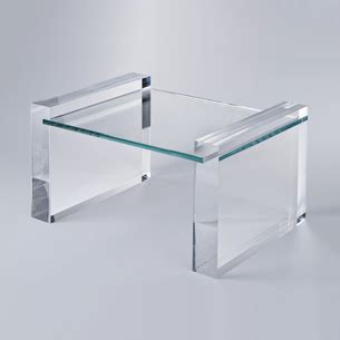 plexi craft coffee table lucite acrylic glass coffee and cocktail tables by plexi craft