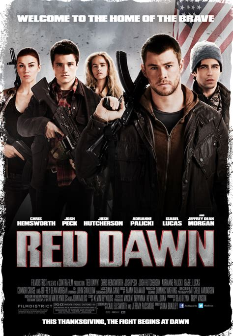 red dawn dvd release date march 5 2013