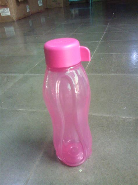Sale Teko Plastik Water Jug 2 1 Lt new mini eco bottle tupperware pink color kitchenware capacity 310 ml 183 tupperware store