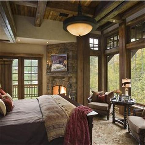 rustic country bedroom homey bedroom photos