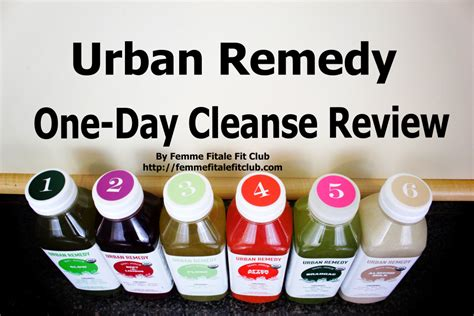 Dailyom Detox Relationship Course Review by Femme Fitale Fit Club 174 Blogurban Remedy One Day Juice