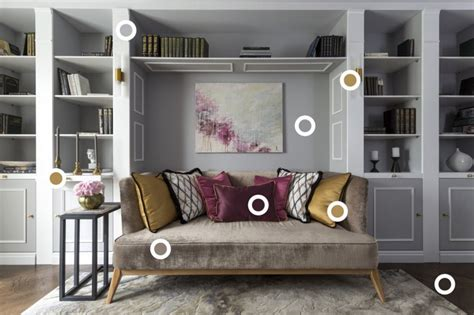 home elements interior design co how to arrange a large home library in a small living room