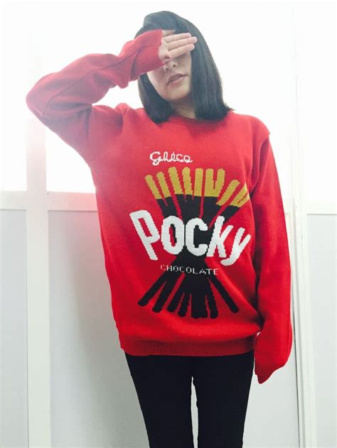 Pocky Sweater top 25 ideas about my style on pinterest androgynous