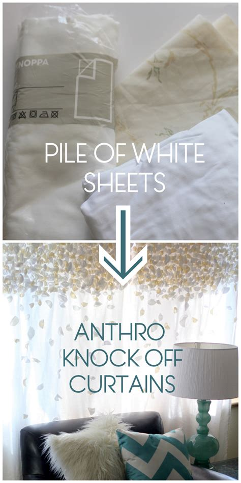anthropologie flutter curtains anthropologie knock off flutter curtains sytycs week 2