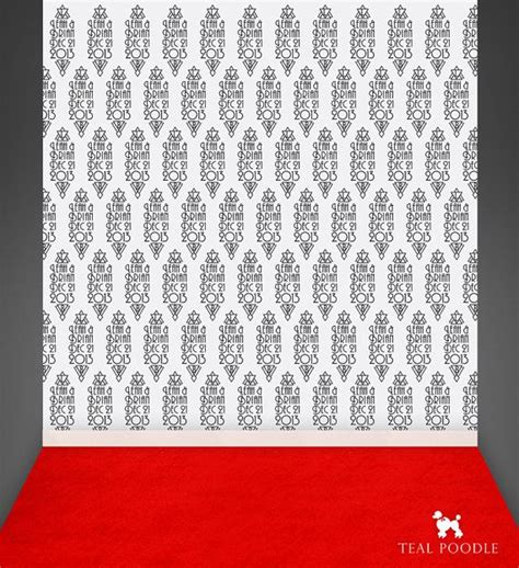 custom wedding step and repeat backdrop for red carpet custom wedding step and repeat backdrop for red carpet