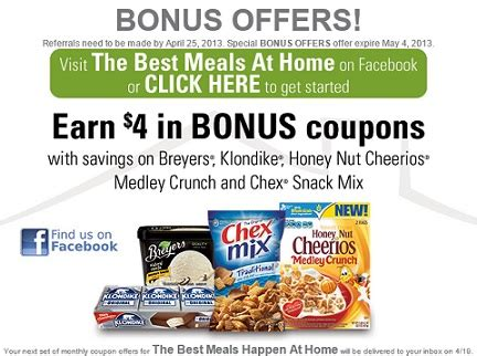 best meals happen at home receive 4 00 in publix coupons