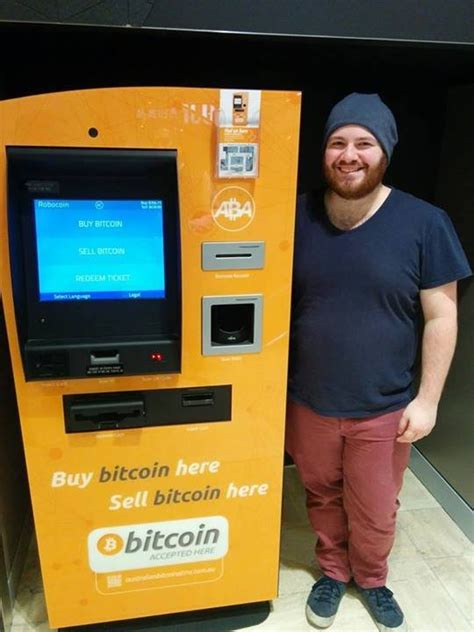 Buy Bitcoin Australia by Bitcoin Atm In Melbourne Emporium Shopping Centre