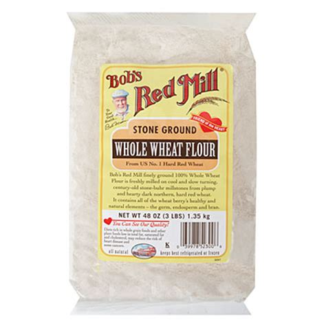 producers organic wheat flour millers stone ground bob s red mill 174 stone ground whole wheat flour big lots
