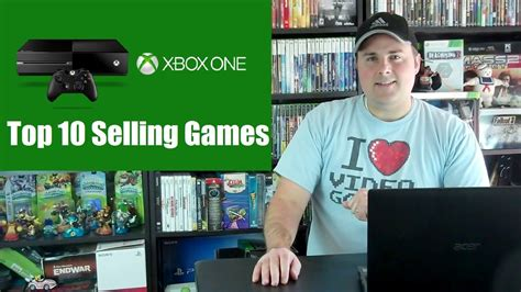 top 10 highest best selling top 10 selling xbox one games january 2014 update youtube