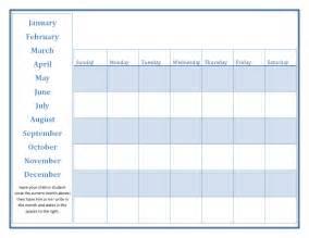Calendar Htm Preschool Calendars