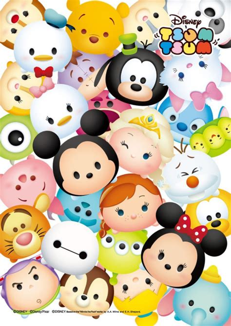 wallpaper iphone disney tsum tsum tsum tsum succre