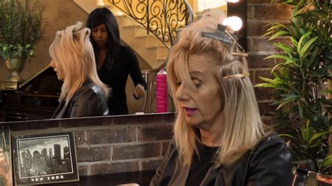pics of hair extentions on older women with short hair 3 packs 60 tips of extensions for volume youtube