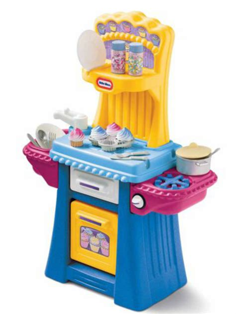 Tikes Cupcake Kitchen by Walmart Highly Tikes Cupcake Kitchen Only 29 97 Free In Store Hip2save