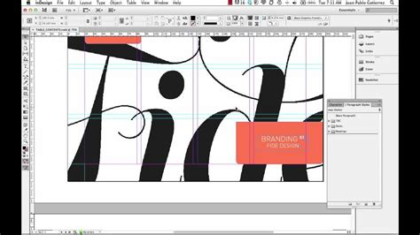 creating index indesign cs6 creating a table of contents in indesign cs6 part 2 youtube