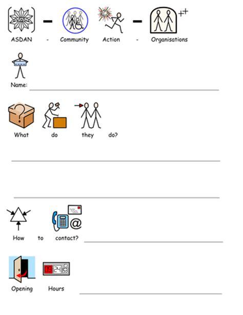 Asdan Worksheets