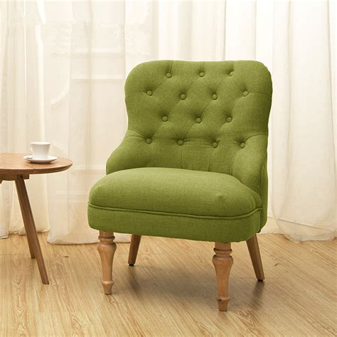 single chair for bedroom modern leisure arm chair single seat home garden living