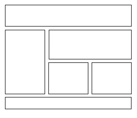 web layout view definition beyond the grid with grid based web design