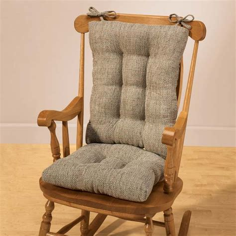 rocking chair cushions twillow rocking chair cushion rocking chir cushion easy comforts
