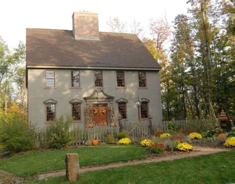 saltbox house home exterior pinterest early american colonial interiors that we could still