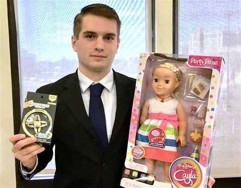my friend cayla kohl s interactive cayla doll could compromise child s privacy