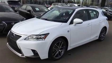 hybrid lexus 2015 the 2015 lexus ct hybrid lexus specification and price