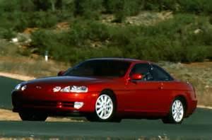 1992 2001 lexus sc 400 1st generation lexus
