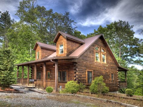 creek cabins vacation rentals in smoky mountains