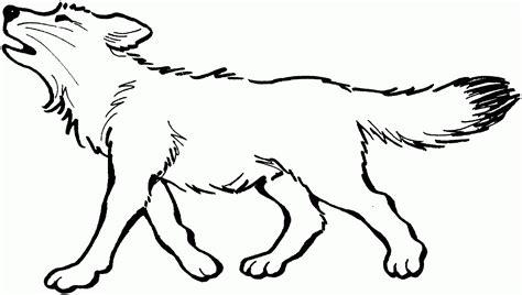 imagenes para colorear lobo galer 237 a de im 225 genes dibujos de lobos para colorear