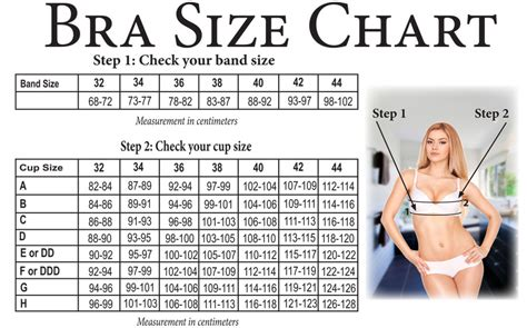 how to choose a bra size 187 fashion