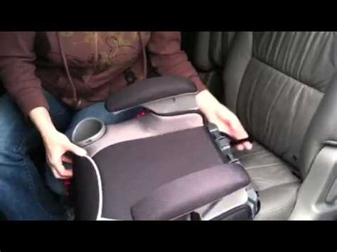 cosco booster seat install carseatblog the most trusted source for car seat reviews