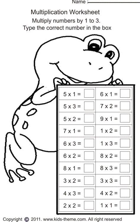 printable worksheets on multiplication for grade 2 printable multiplication worksheets grade 3 worksheets for
