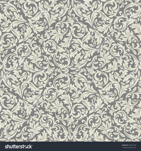 pattern baroque vector floral pattern wallpaper baroque damask seamless vector