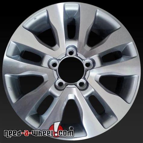 Toyota Tundra Factory Wheels 20 Quot Toyota Tundra Wheels Oem 2010 2014 Machined Rims 69533