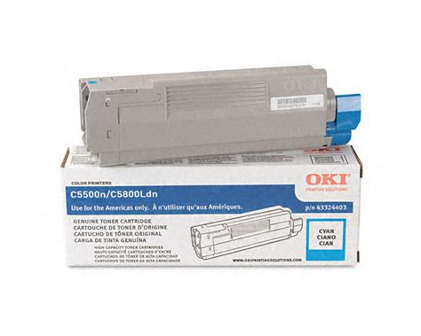 Bt 5000 Magentayellowcyan okidata c5900cdtn dn dtn n yellow toner cartridge 5 000 pages