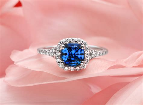 color engagement rings popular colors for sapphire engagement rings brilliant earth