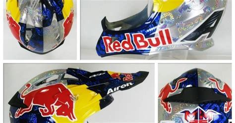 Helm Airoh Bull marvin musquin airoh bull capacetes bull helmets and motocross
